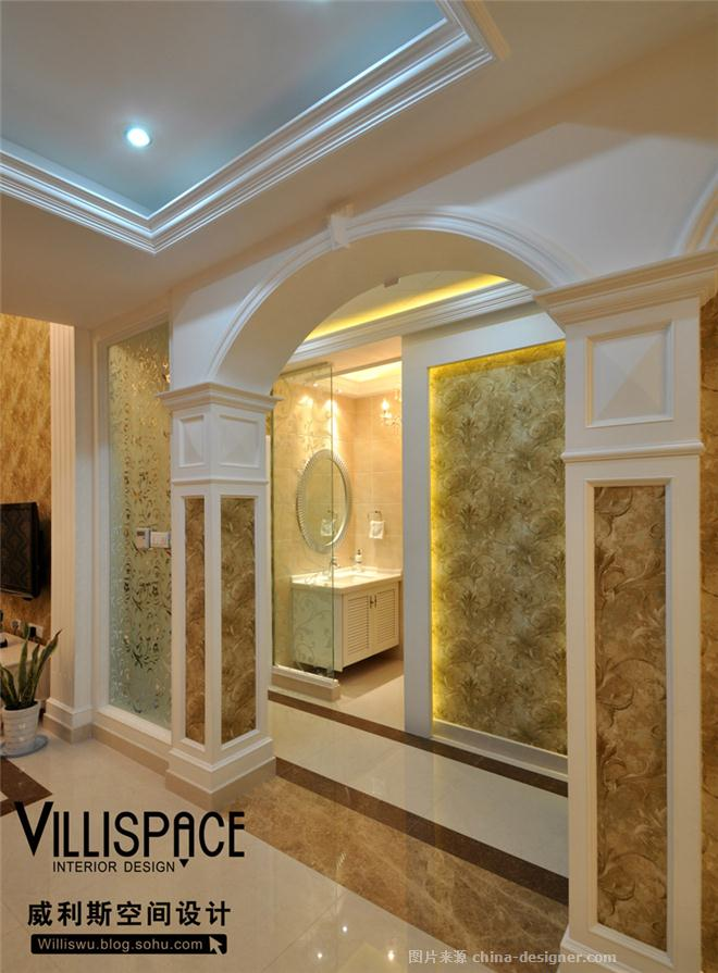 别墅-欧式风格-威利斯空间·巫小伟装饰设计有限公司