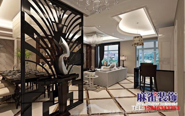 """后现代主义,传统中式,新中式,花园,卫生间(原为""""卫浴""""),休闲区,书房"""