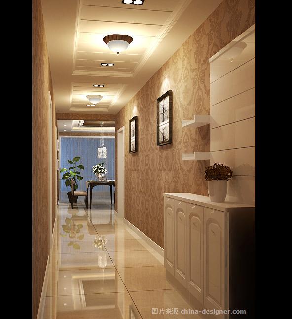 邯郸左岸枫桥小区装修-沉默装饰设计的设计师家园