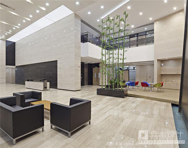 珠海世纪鼎利办公大楼-广州市盘古装饰设计有限公司的设计师家园-办公