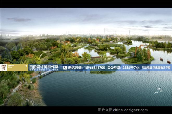 农业园规划设计 农业开发规划效果图设计 农业生态园设计图高清图片