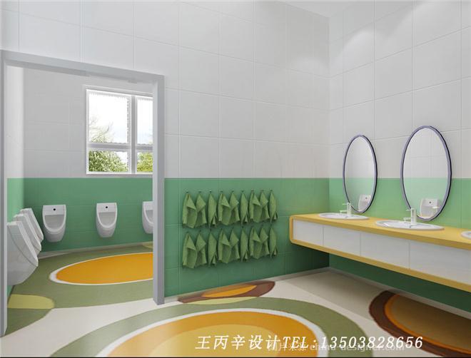 童话森林幼儿园装修效果图-王丙辛的设计师家园-幼儿园装修