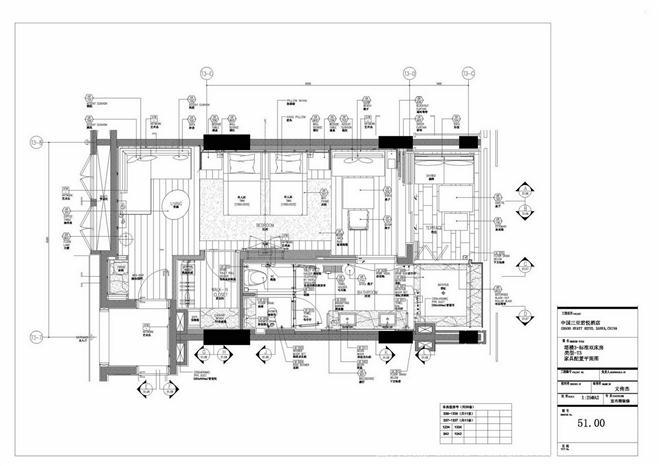 中国三亚海棠湾君悦酒店-百福设计的设计师家园-度假酒店