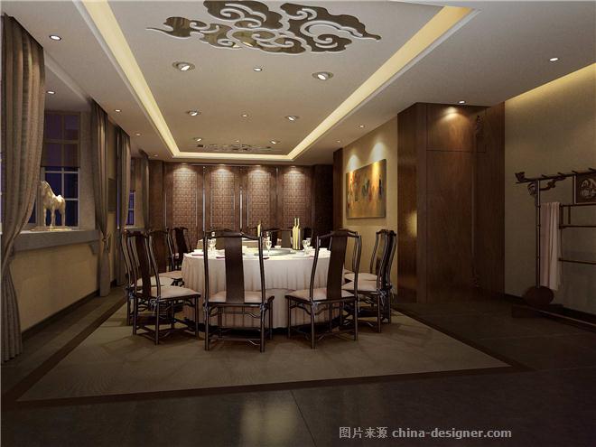 御彩轩中餐厅-王慧光的设计师机构:王慧光的设上海平面设计v机构最后的家园图片