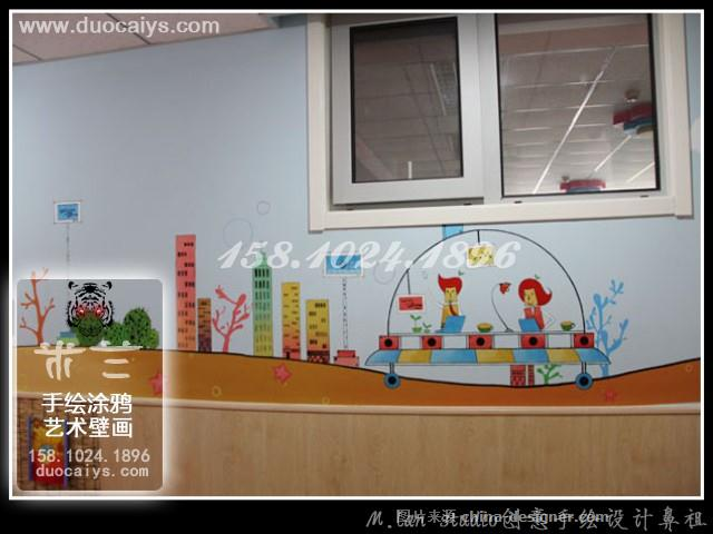 幼儿园主题动物主题墙布置
