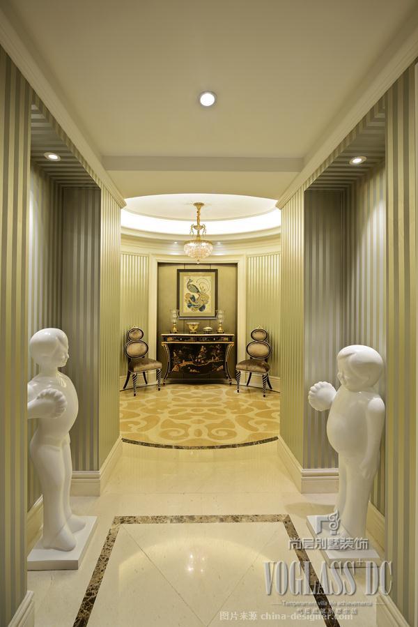 装修实拍图-尚层装饰(北京)有限公司杭州分公司的设计师家园-现代欧式