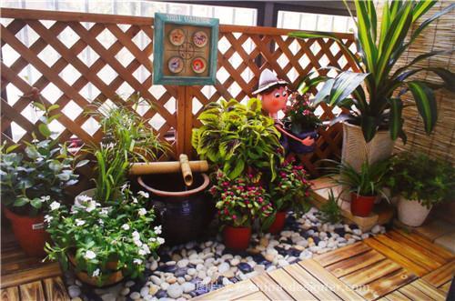 屋顶阳台花园-云南晴川园林景观工程有限公司的设计