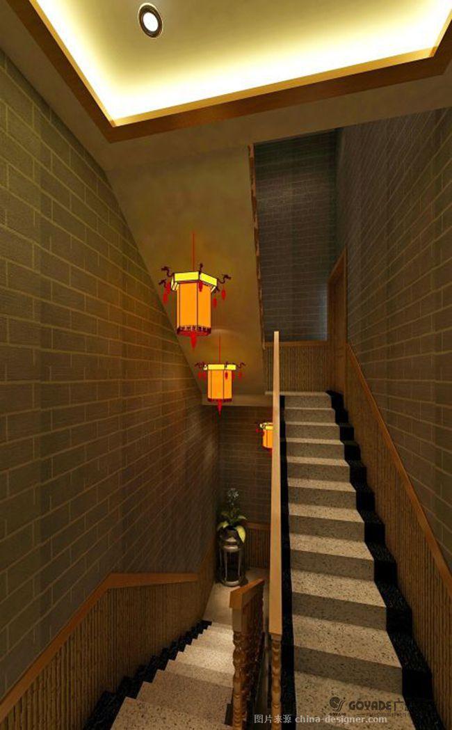 金孔农庄农家乐装修设计效果图-安徽广雅建筑装饰工程有限公司的设计