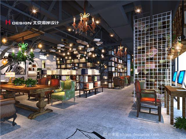 朔州新华书店分店设计方案-郭准的设计师家园-现代简约,专卖店图片