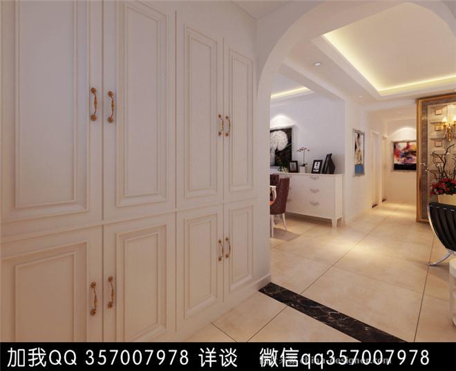 简欧风格家装设计-室内设计师93的设计师家园-卫生间