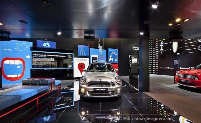 宝马mini4s店汽 王赛的设计师家园 王赛的设计师家园图片 53672 660x404