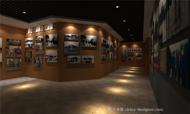中山纪念堂-施凌峰的设计师家园-新中式,展览馆图片