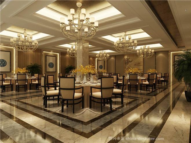 青岛商务宾馆大厅照片