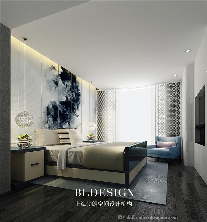 专业精品酒店设计焦作艾趣精品酒店设计方案-上海勃朗空间设计有限