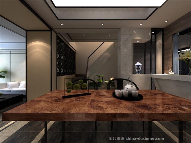 苏派现代中式别墅设计