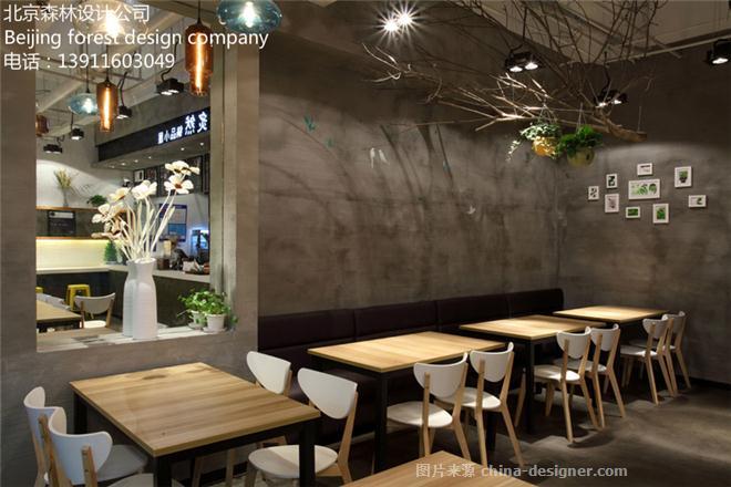 北京小火锅店装修设计-北京最专业最好的设计装修图片