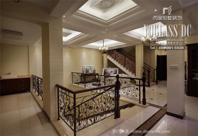 欧式新古典-杭州尚层装饰的设计师家园-卧室