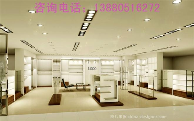 成都文化化妆品店装修-成都纷美装饰工程中心成都的品牌标志设计图片