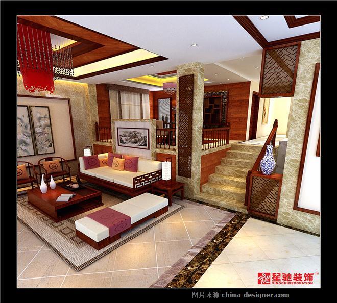 南昌别墅装修-江西星驰装饰设计师家园