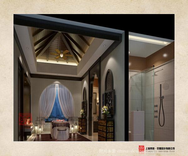 美容spa会所设计案例 郑州会所设计