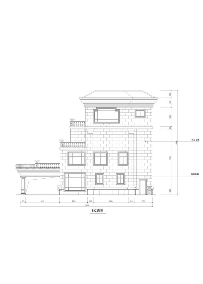 佛山南海碧桂园别墅181-蔡翔的设计师家园-现代欧式,独栋别墅