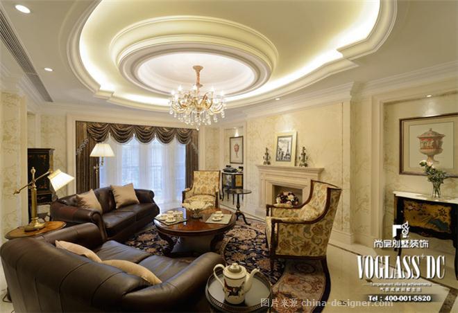 欧式新古典-绿城留庄-杭州尚层装饰的设计师家园