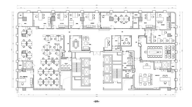 秩·序-李淵的設計師家園-新中式,中國風,沉穩莊重,現代簡約,辦公室