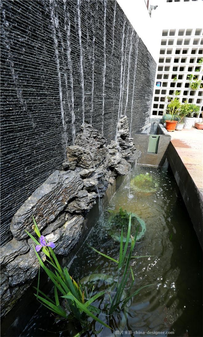 石浦一宅院-查波的设计师家园-新中式,独栋别墅
