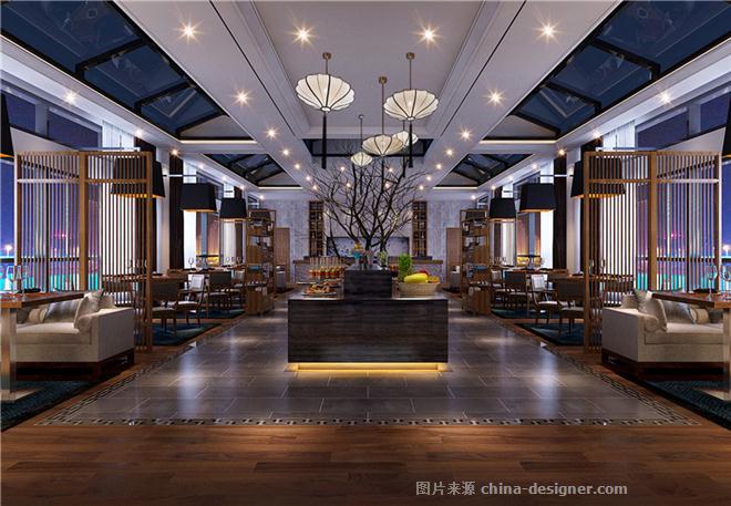 美国东方别院资质-万宁DH设计机构的设计中国注册建筑设计师酒店图片
