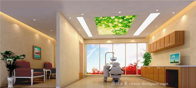 河南郑州创新口腔-口腔医院牙科诊所装修设计公司的