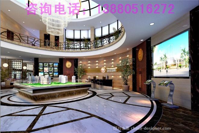 成都售樓部裝修設計效果圖/售樓部設計公司-成都紛美裝飾工程中心的