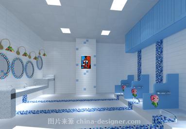 幼儿园卫生间设计