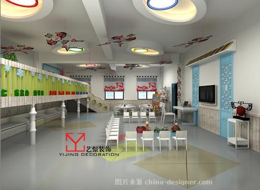 开封七彩阳光幼儿园香榭苑园设计案例-院聪利的设计师家园-幼儿园设计图片