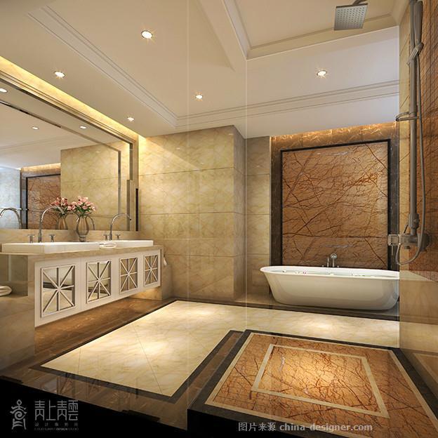 城東別墅項目-青上青云室內設計事務所的設計師家園