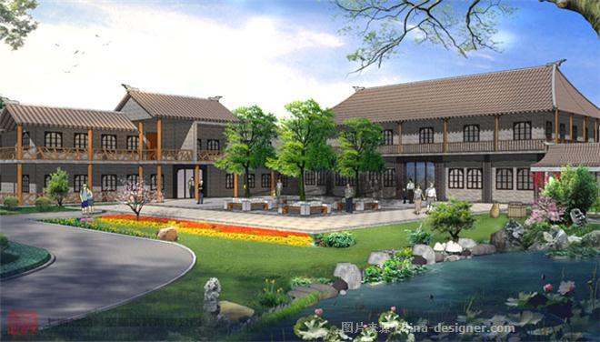 意园林设计-郑州园林景观设计-梵意园林设计的设计师家园-郑州 农家乐