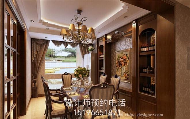 达观山别墅装修达观山-秦晴的设计师别墅:北京家园最朝阳区成都的排名贵图片