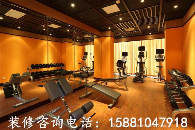 装饰工程有限公司的设计师家园-健身会所/健身馆/健身中心/健身俱乐部