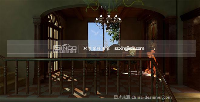 【星杰设计案例】绿城-上海星杰设计装饰工程房地产设计理念要点图片