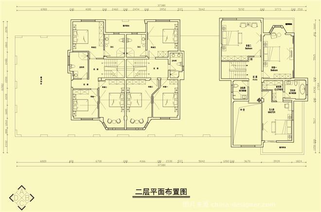 私家别墅-邓新玉的设计师家园-联排别墅