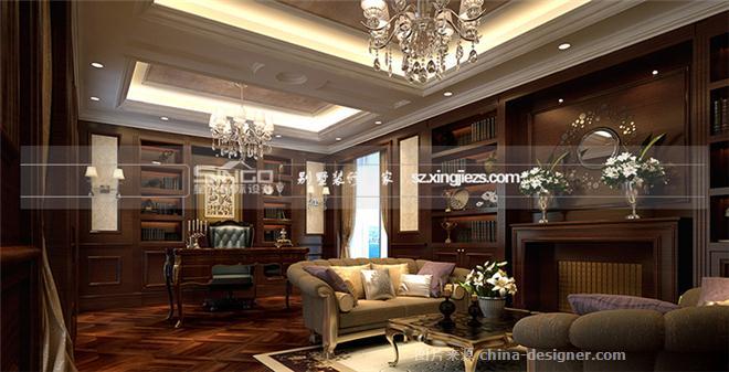 【星杰设计平面】中南-上海星杰设计装饰工程园林设计案例psd图片