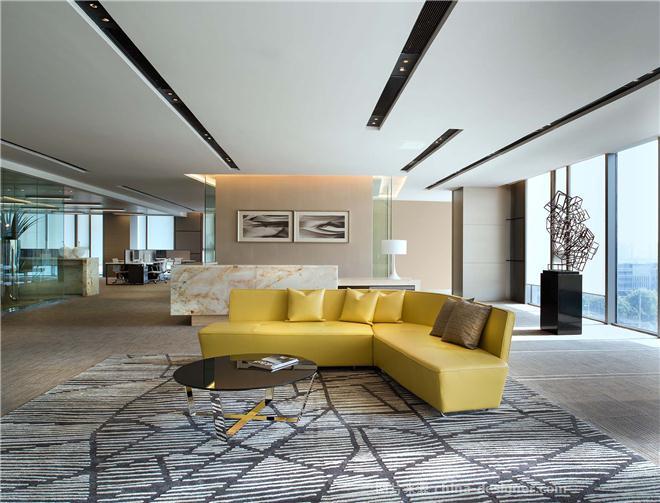嘉誉国际广场办公室-梁锦驹的设计师家园-办公室