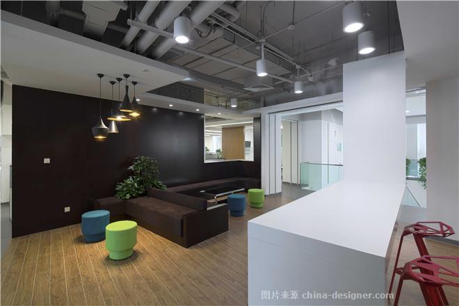 办公楼-罗劲的设计师家园-其他 ,办公区,其他风格,灰色,白色,科技智