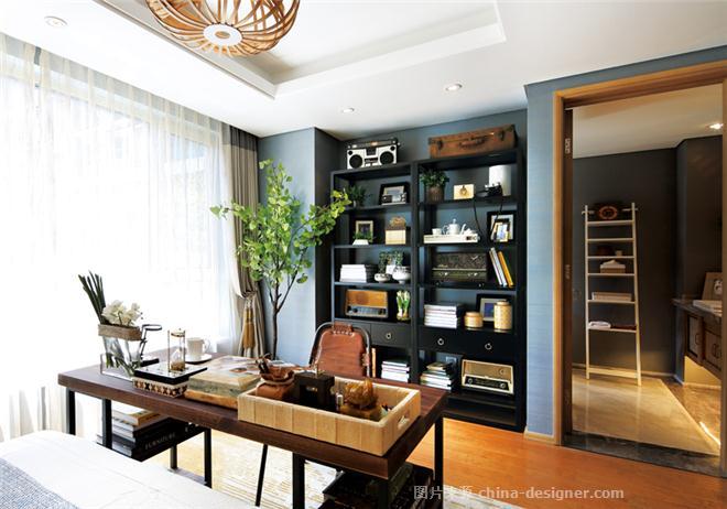 北京中粮万科长阳半岛vmo样板间-陈丹凌的设计师家园-住宅样板间,北欧