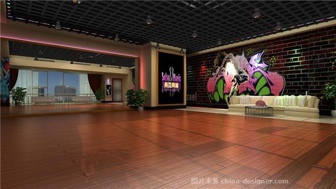 舞蹈房设计风格
