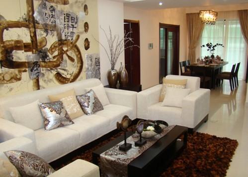 欧式沙发角几装饰品