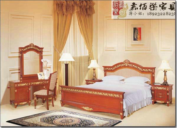 欧式酒店家具,欧式客房