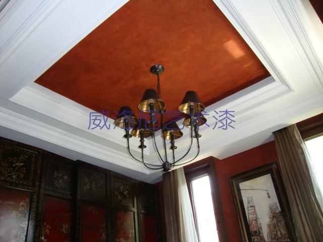 案例说明: 威洛尼公司主要代理运营欧、美多国的全球领先艺术涂料品牌,在建筑装饰领域:无论是法式风格的浪漫; 意式风格的艺术;英式风格的高贵;美式风格的豪华;中式风格的传统与现代都能在威洛尼艺术涂料系列产品中找到非常匹配的解决方案。环保、健康、安全一直是威洛尼公司的承诺!