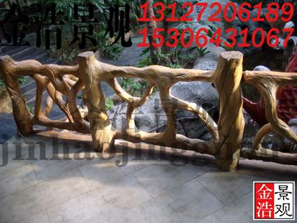 济南假山假树生态园林景观雕塑公司
