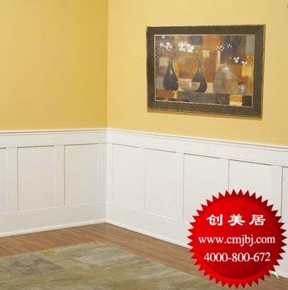 产品名称:全实木护墙板