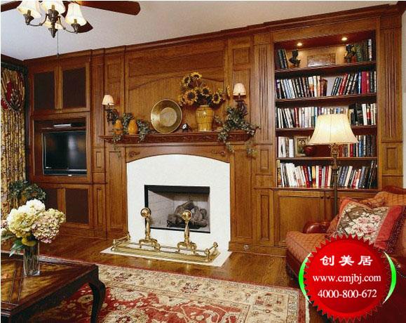创美居私属家具 纯手工定制别墅家具